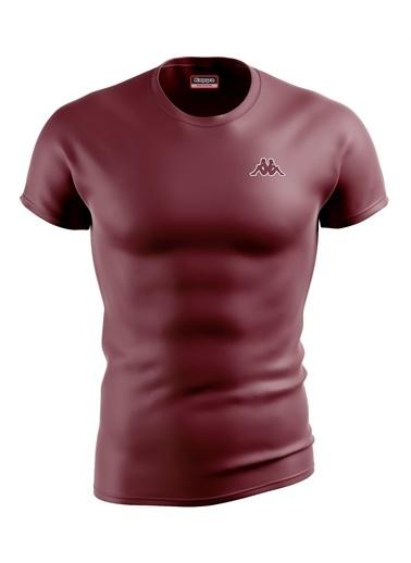 Kappa Poly.T-Shirt Baltel  Bordo
